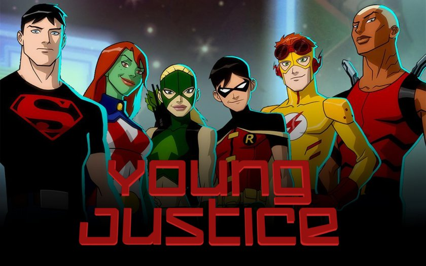 Top 10 Moments of YOUNG JUSTICE