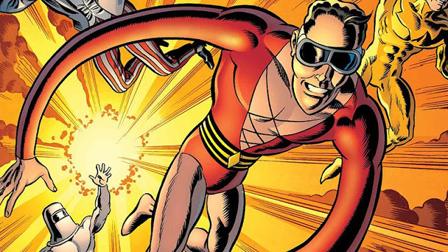 PLASTIC MAN Movie Enters Development (Again) at Warner Bros.