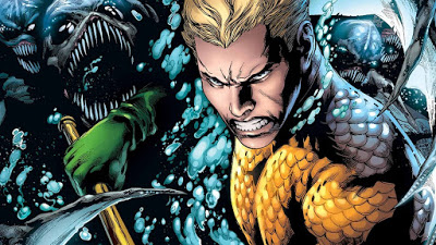 Review: AQUAMAN Vol 1: The Trench (The New 52)