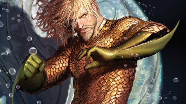 Why Aquaman is Actually One of DC's Best Characters