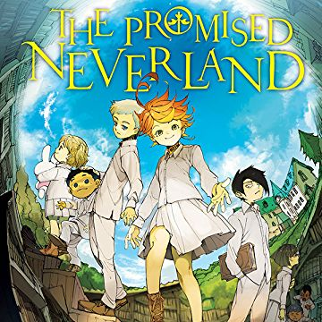 Anime Review – THE PROMISED NEVERLAND
