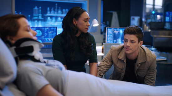 """FLASH SPOILER Review: Episode 5×11- """"Seeing Red"""""""