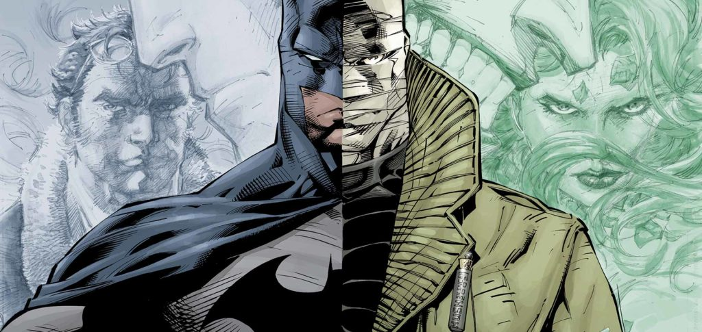 New Details on the Voice Cast of BATMAN: HUSH