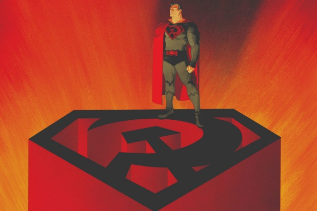 SUPERMAN: RED SON Animated Movie in Development