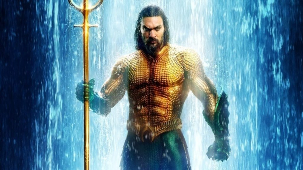 AQUAMAN Heading to Blu-Ray This Spring