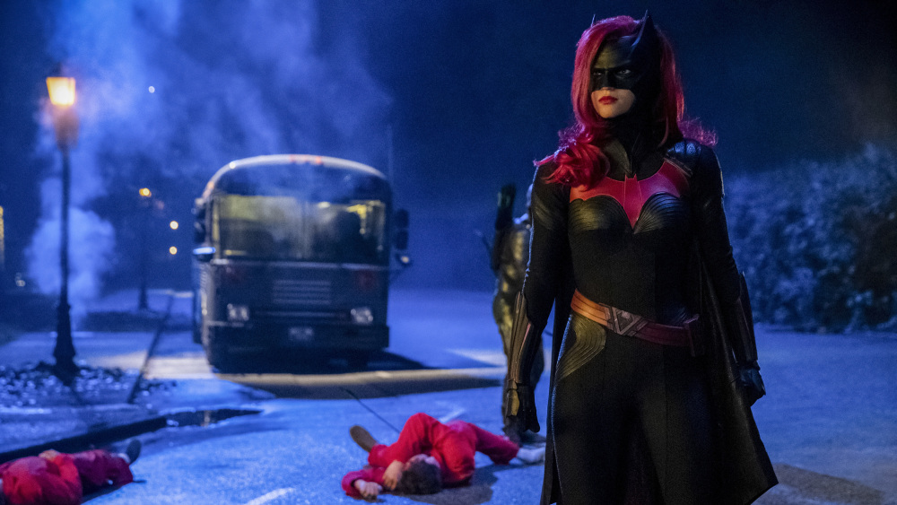 The CW Sets Pilot Order for BATWOMAN