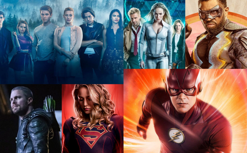 The CW Renews All Five DC Shows and RIVERDALE