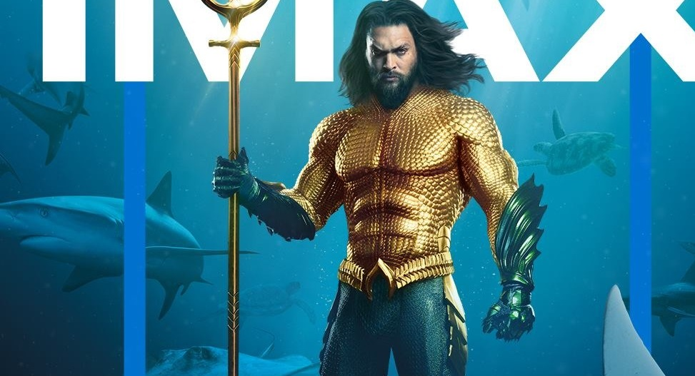 AQUAMAN Sequel Moving Forward with Screenwriter