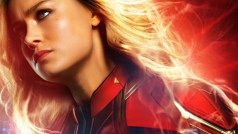 CAPTAIN MARVEL on Track for Big $100 Million Opening Weekend