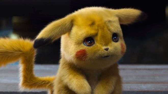 Pika Pika! New DETECTIVE PIKACHU Trailer Released