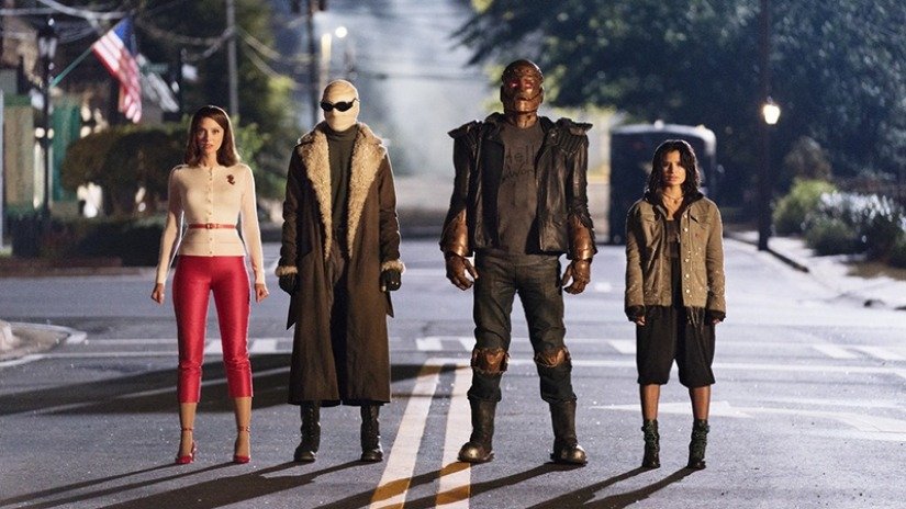 "Review: DOOM PATROL ""Pilot"""