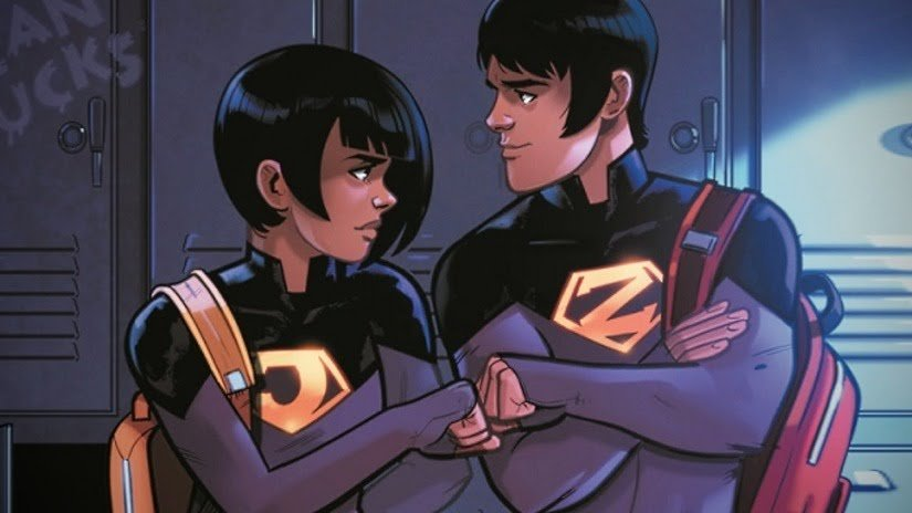Review: WONDER TWINS No. 1 – Wonder Twin Powers: Activate?