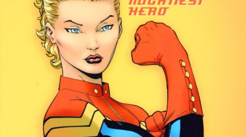 Review: CAPTAIN MARVEL Vol. 1: Earth's Mightiest Hero
