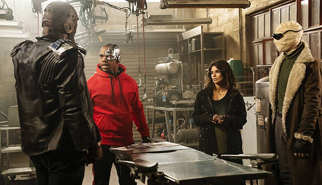 "REVIEW: DOOM PATROL: ""Puppet Patrol"""