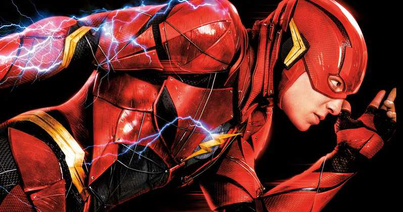 Ezra Miller Writing His Own Script for THE FLASH; Could the Scarlet Speedster Be Recast?