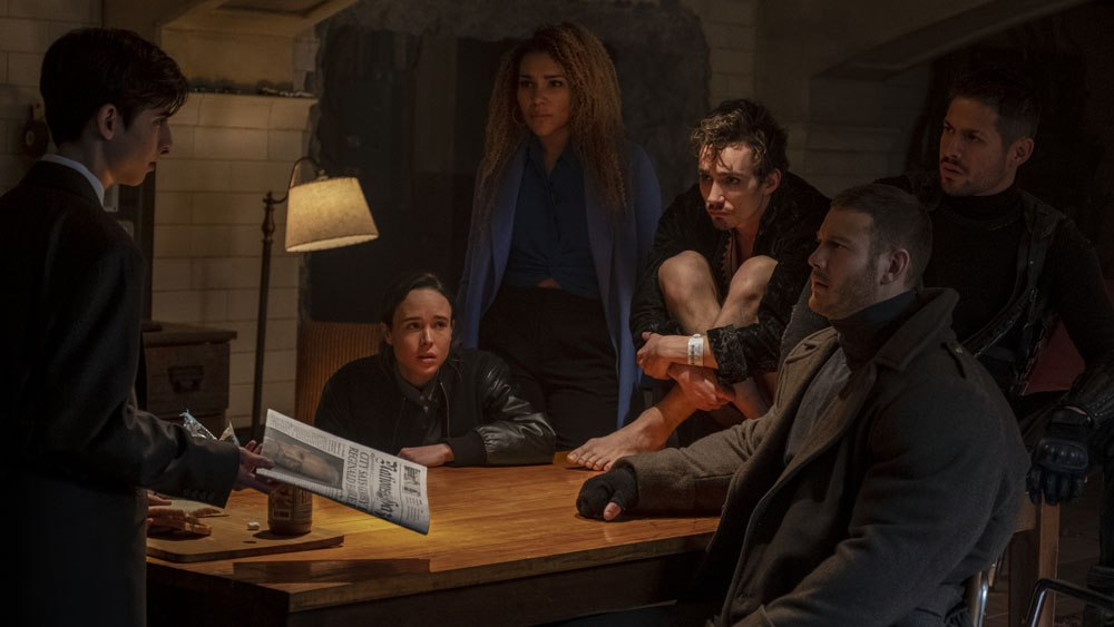 Review: THE UMBRELLA ACADEMY Season 1