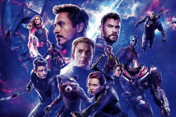 Review: AVENGERS: ENDGAME (2019)