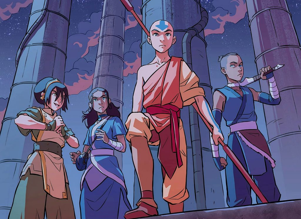 Review Avatar: The Last Airbender – Imbalance